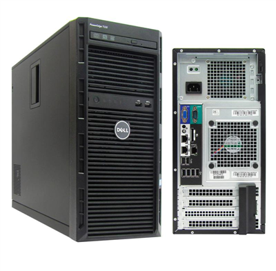 DELL POWEREDGE T130 E3-1220 v5 3 0GZ 16GB 2 x 1TB
